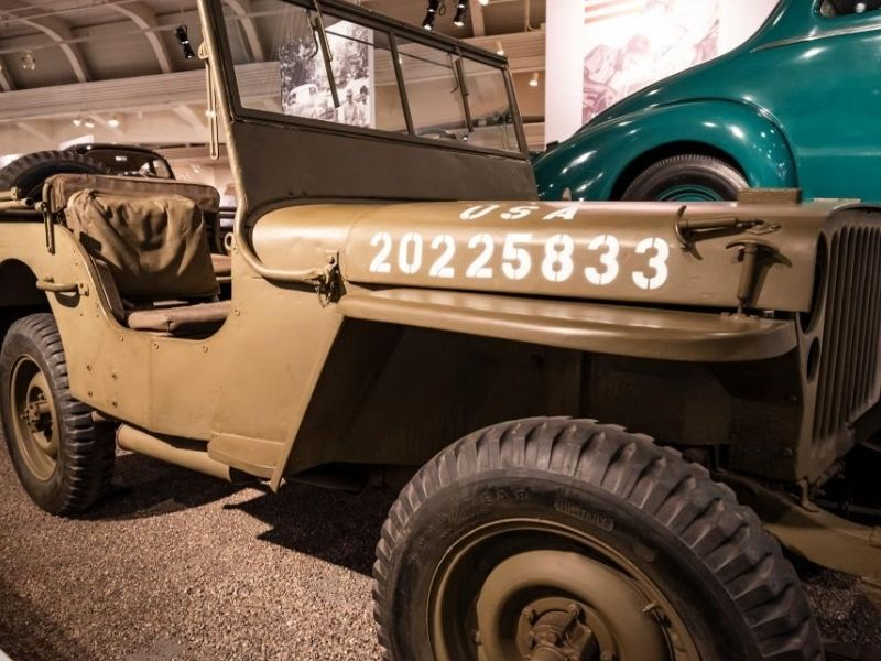 1943 Willys-overland Jeep