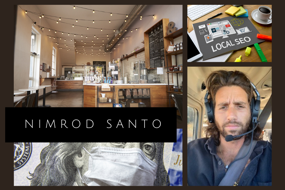 Local SEO: Nimrod Santo Shares What Brick & Mortar Businesses Should Know